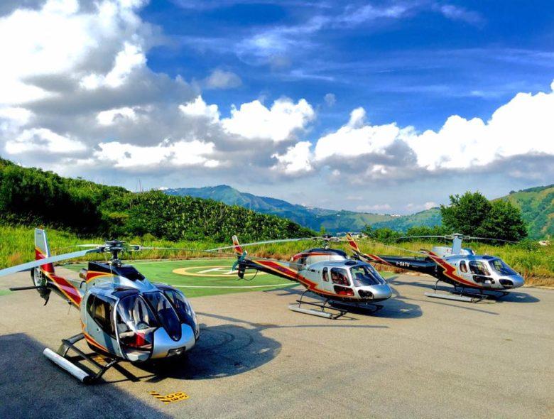 Al servizio del business: i nostri elicotteri per viaggi d'affari e meeting aziendali