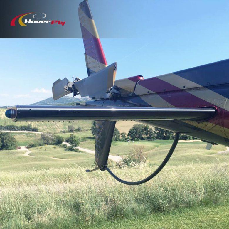Prima l'arte, poi il gusto: il nostro tour in elicottero fra le eccellenze italiane.