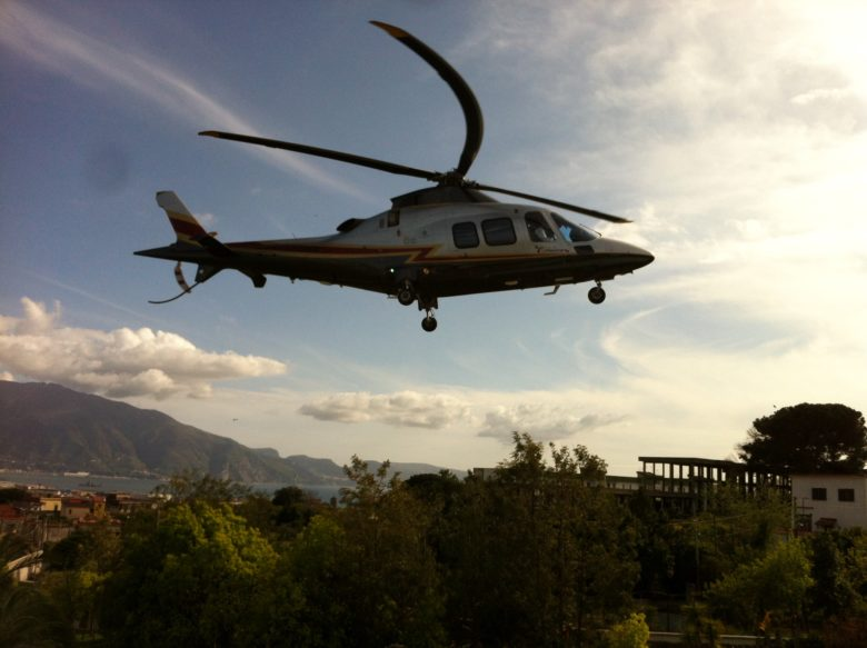 Hoverfly executive helicopter services and Helicopter charter in Italy
