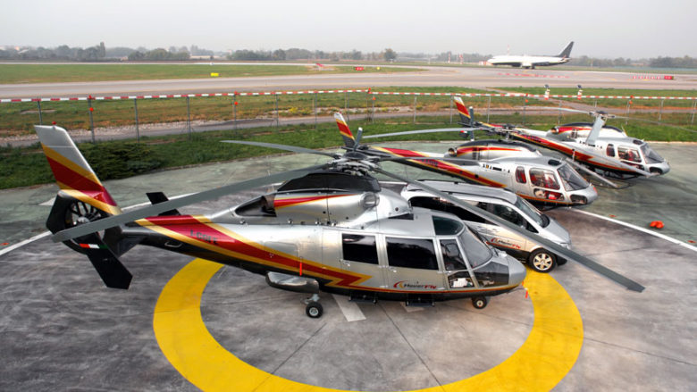 "Helicopter charter in Italy,THE HELICOPTER ""WILL TAKE YOU AND BRING YOU AWAY""."