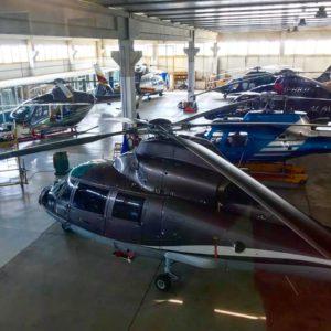 Manutenzione e Sicurezza Elicotteri